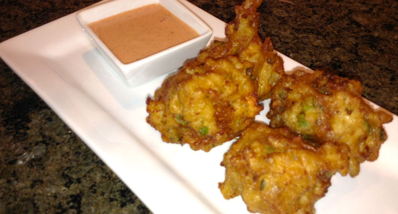 Naughty Conch Fritters